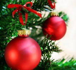 Prettige feestdagen en een voorspoedig 2018